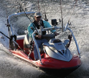Make Your Pwc A Serious Fishing Machine With Fishmaster S