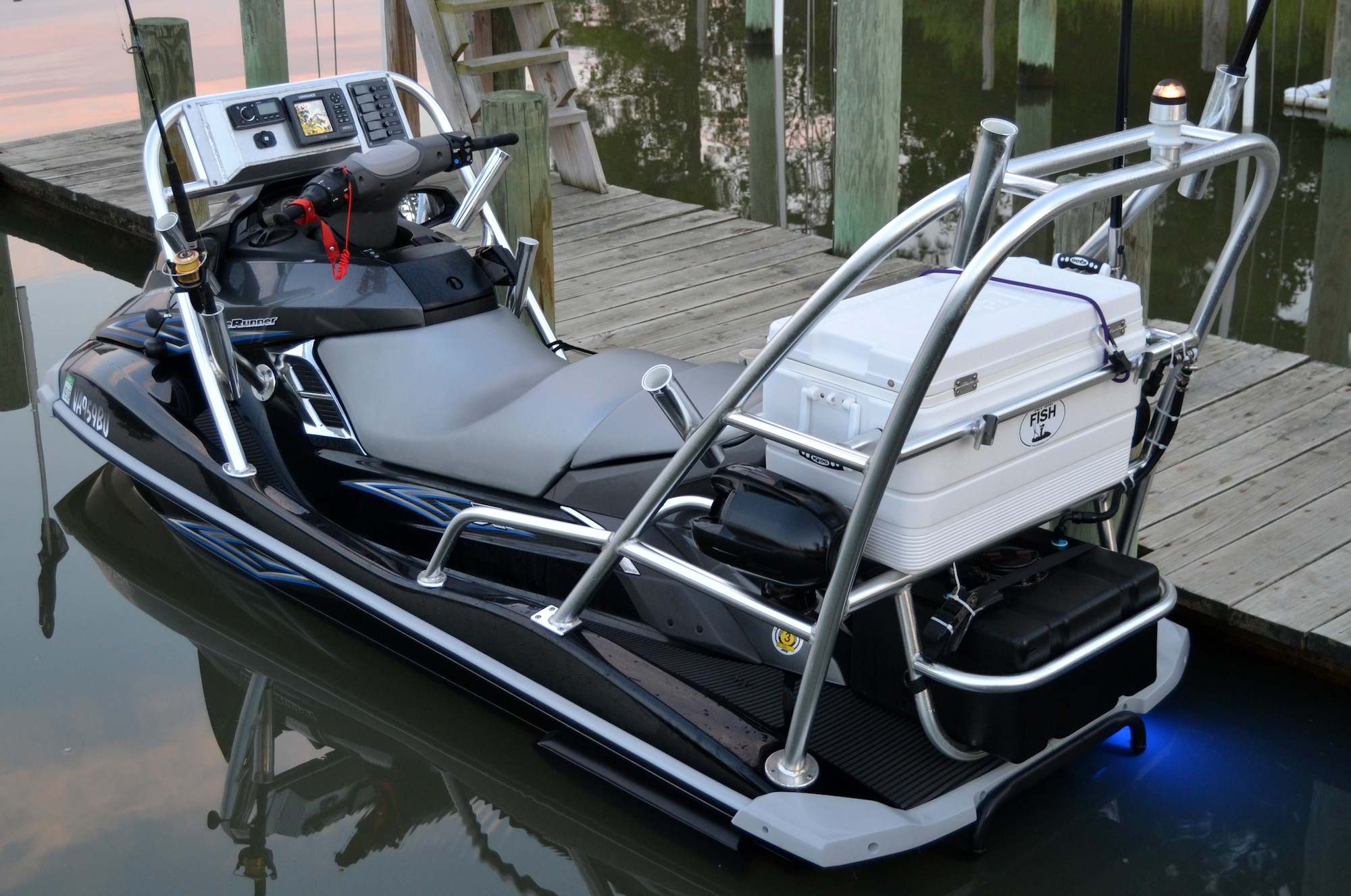 jetski brian lockwood partners with the watercraft