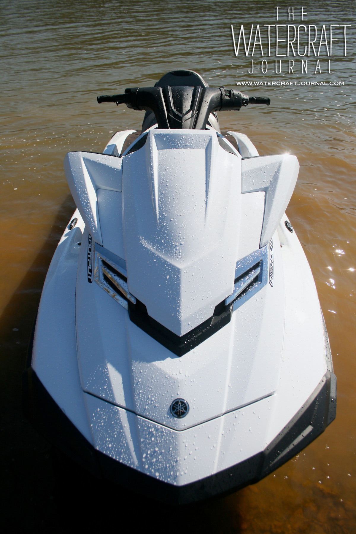 Sheer Brilliance: 2014 Yamaha FX HO Cruiser WaveRunner | The