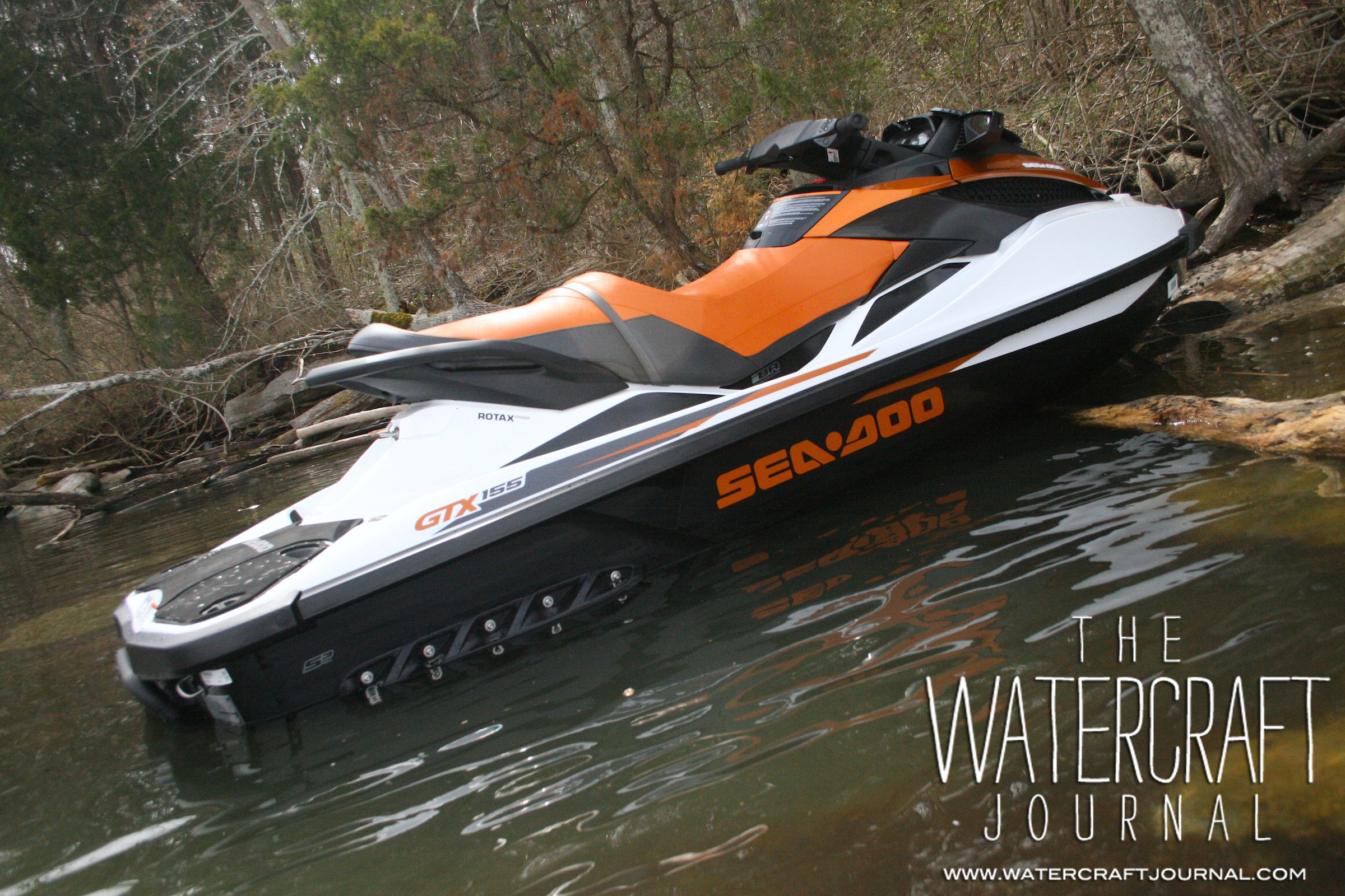 Easy Rider: 2014 Sea-Doo GTX 155 | The Watercraft Journal | the best