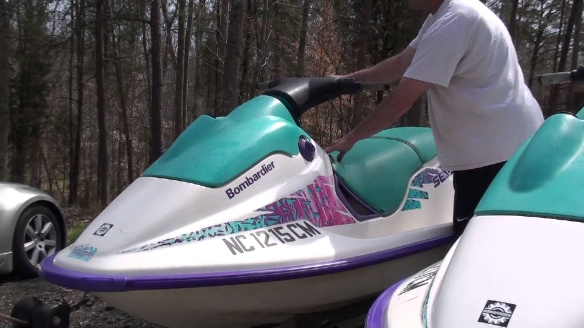 Video A Guide for Making a Smart Buy on a Used Two Stroke PWC