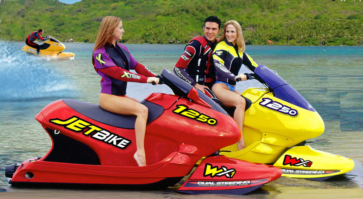 Video Do You Remember Aquajet S Jetbike The Watercraft