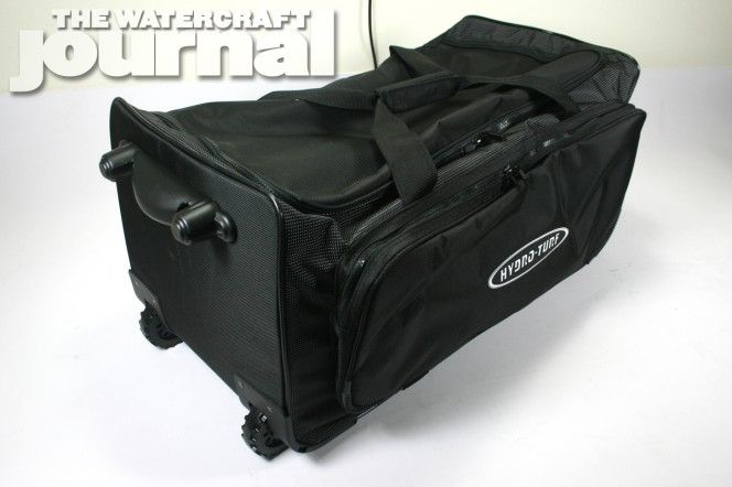 Real Review Hydro Turf Hydration Roller Bag The