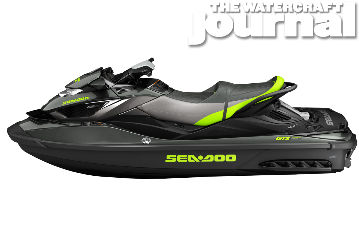 Gallery: 2015 Sea-Doo Lineup Officially Revealed