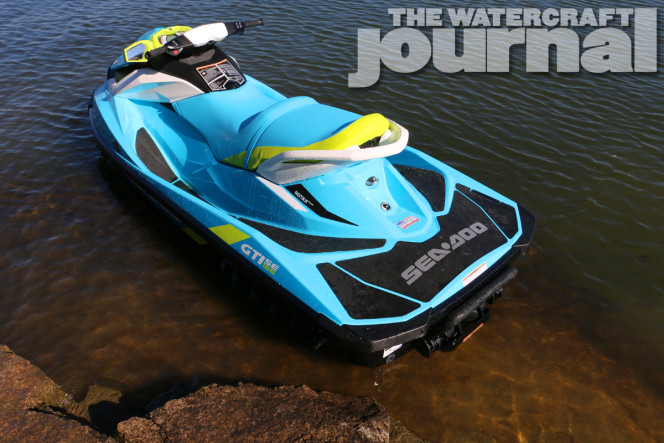 Tropical Punch: 2015 Sea-Doo GTI 155 SE | The Watercraft Journal