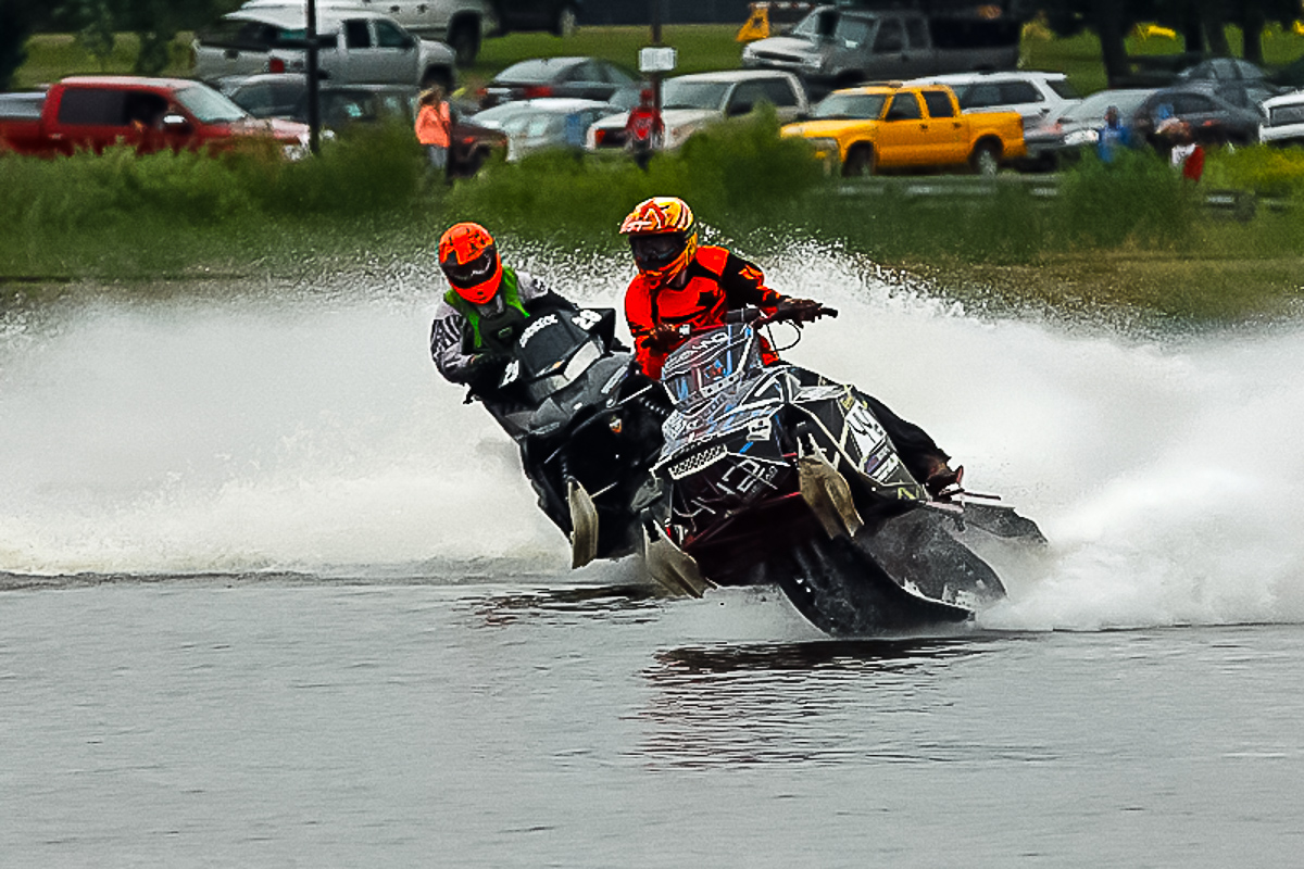 Case Of The Mondays Closed Course Iwa Snowmobile Racing