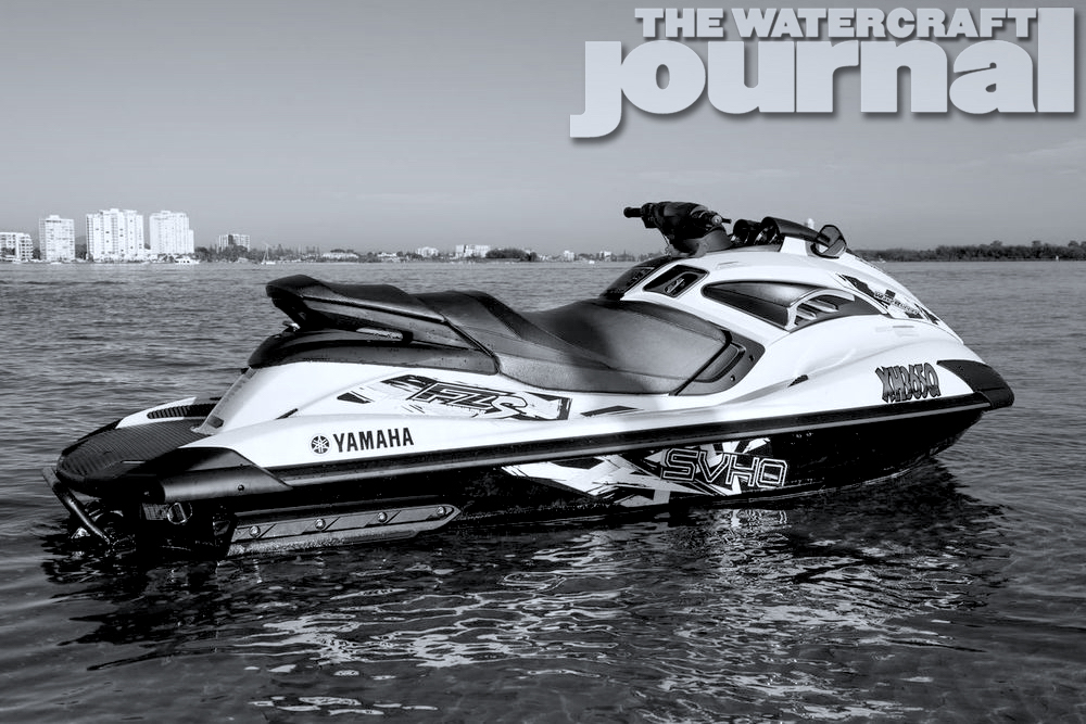 Rock Solid: 2015 Yamaha FZS SVHO WaveRunner | The Watercraft Journal