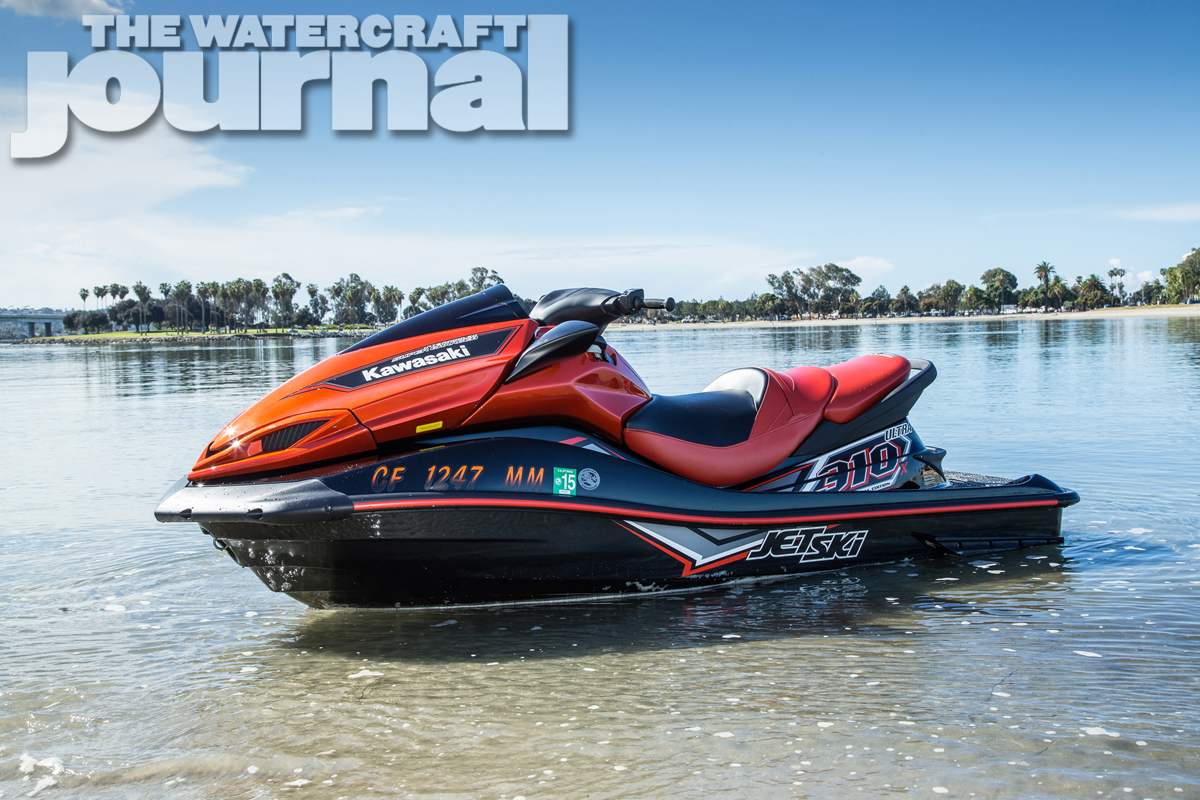 Scorched Earth: 2015 Kawasaki Ultra 310X SE JetSki | The Watercraft ...