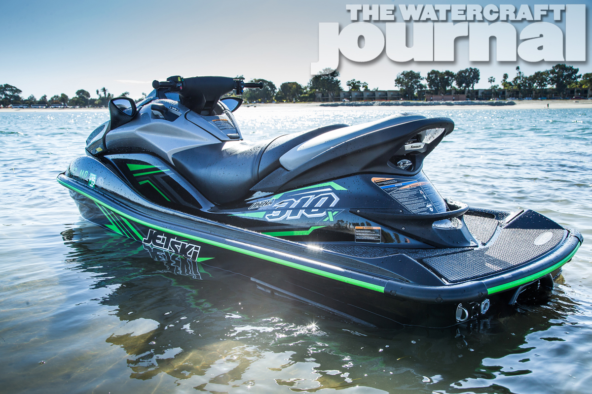 Carbon Fighter: 2015 Kawasaki Ultra 310X JetSki | The Watercraft ...