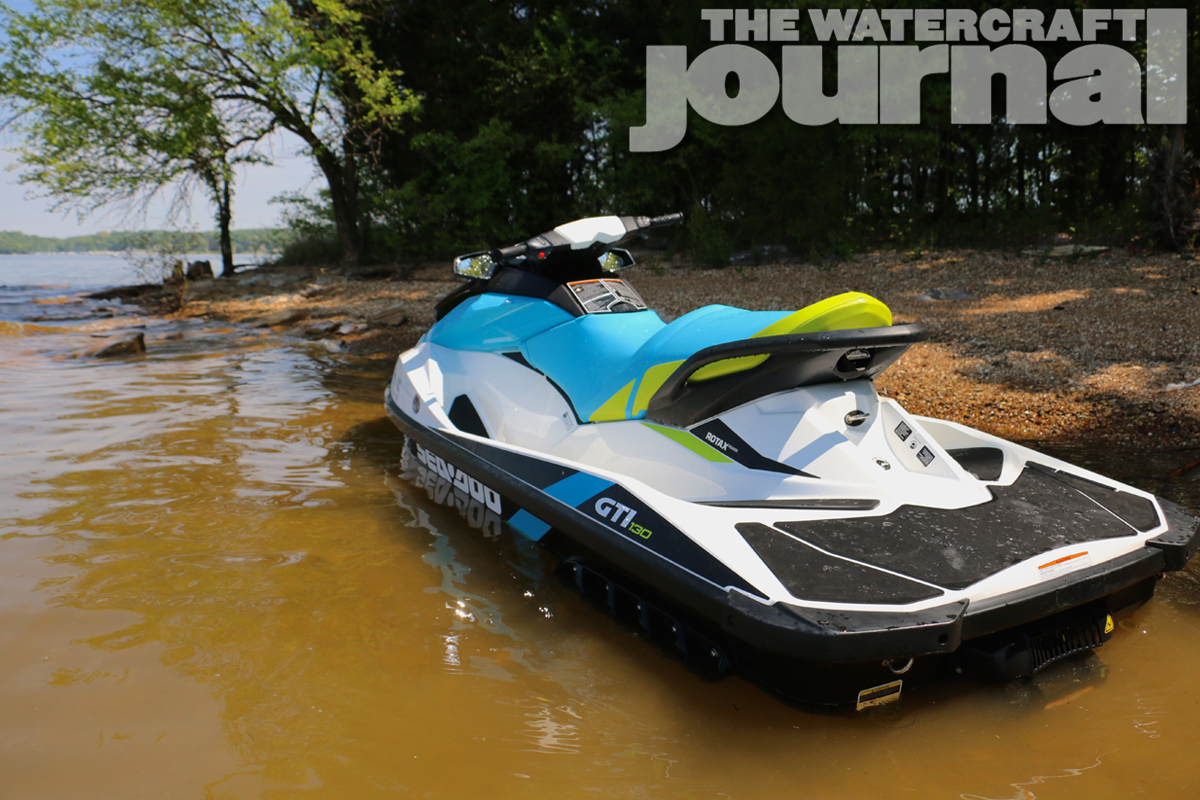 Money Talks: 2015 Sea-Doo GTI 130 | The Watercraft Journal | the ...