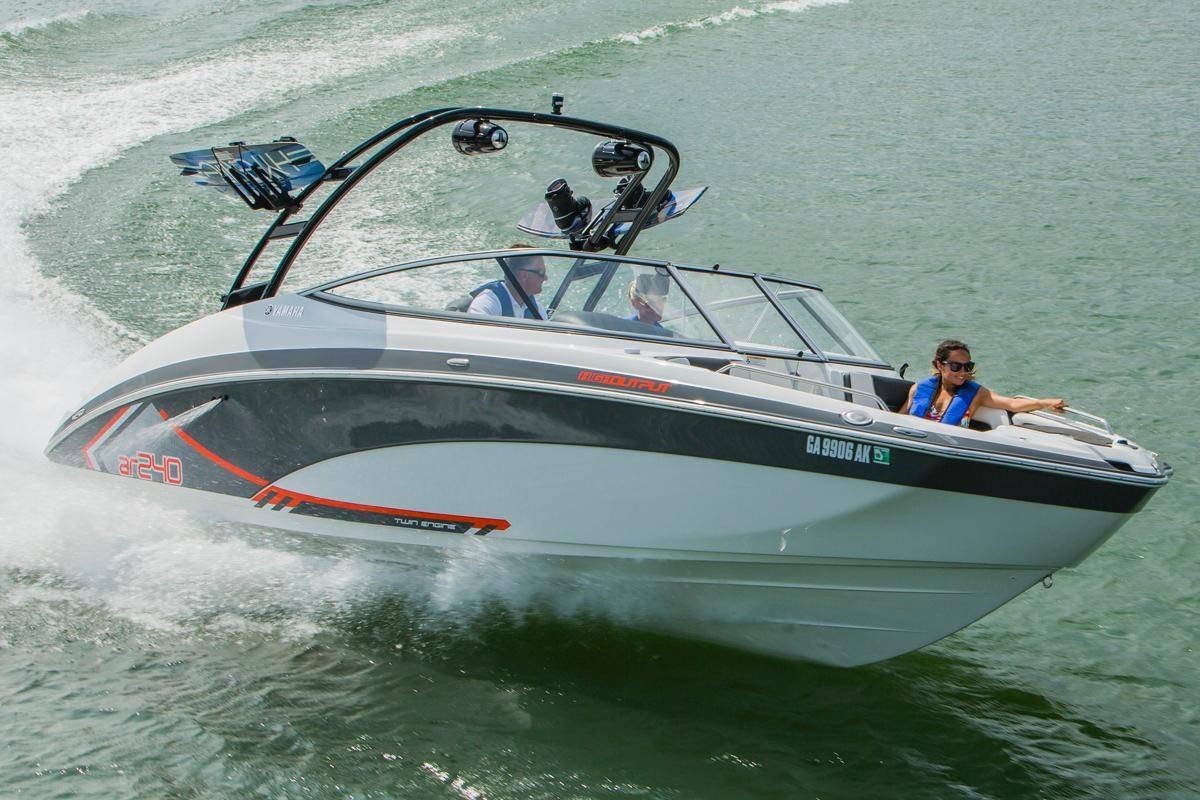 Yamaha Jet Fishing Boats