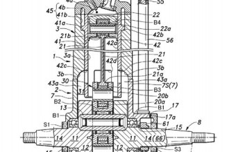 Honda Patent Fuel Injected 2 Stroke Engine 4