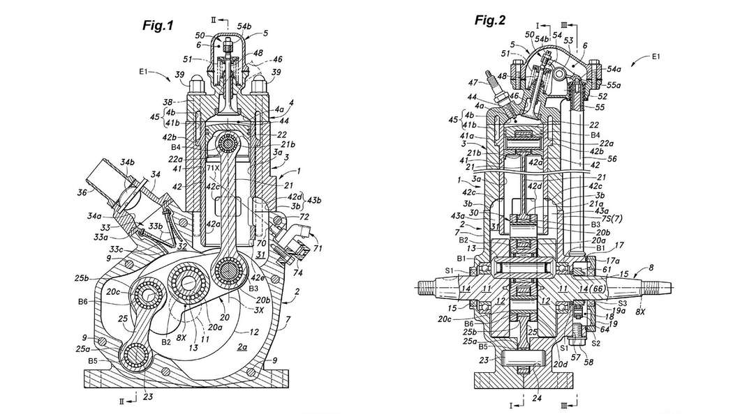 honda files patents for all