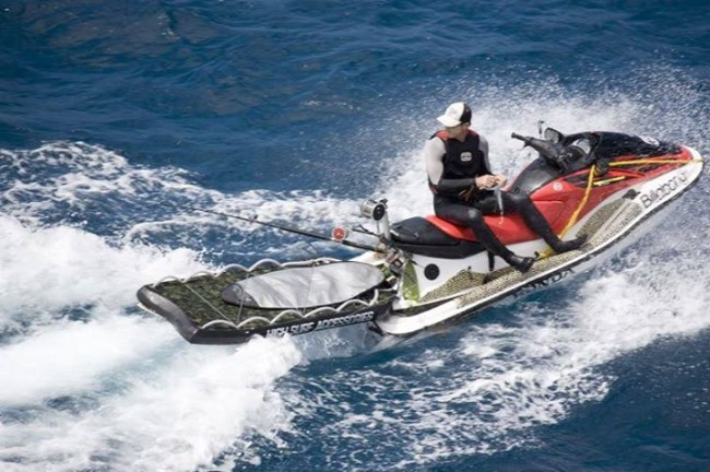 Tow N Go >> High Surf Accessories' Rescue Sleds Open PWC to All New Uses | The Watercraft Journal | the best ...