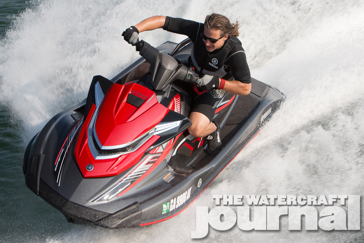 Gallery: Introducing The 2016 Yamaha WaveRunner Lineup | The