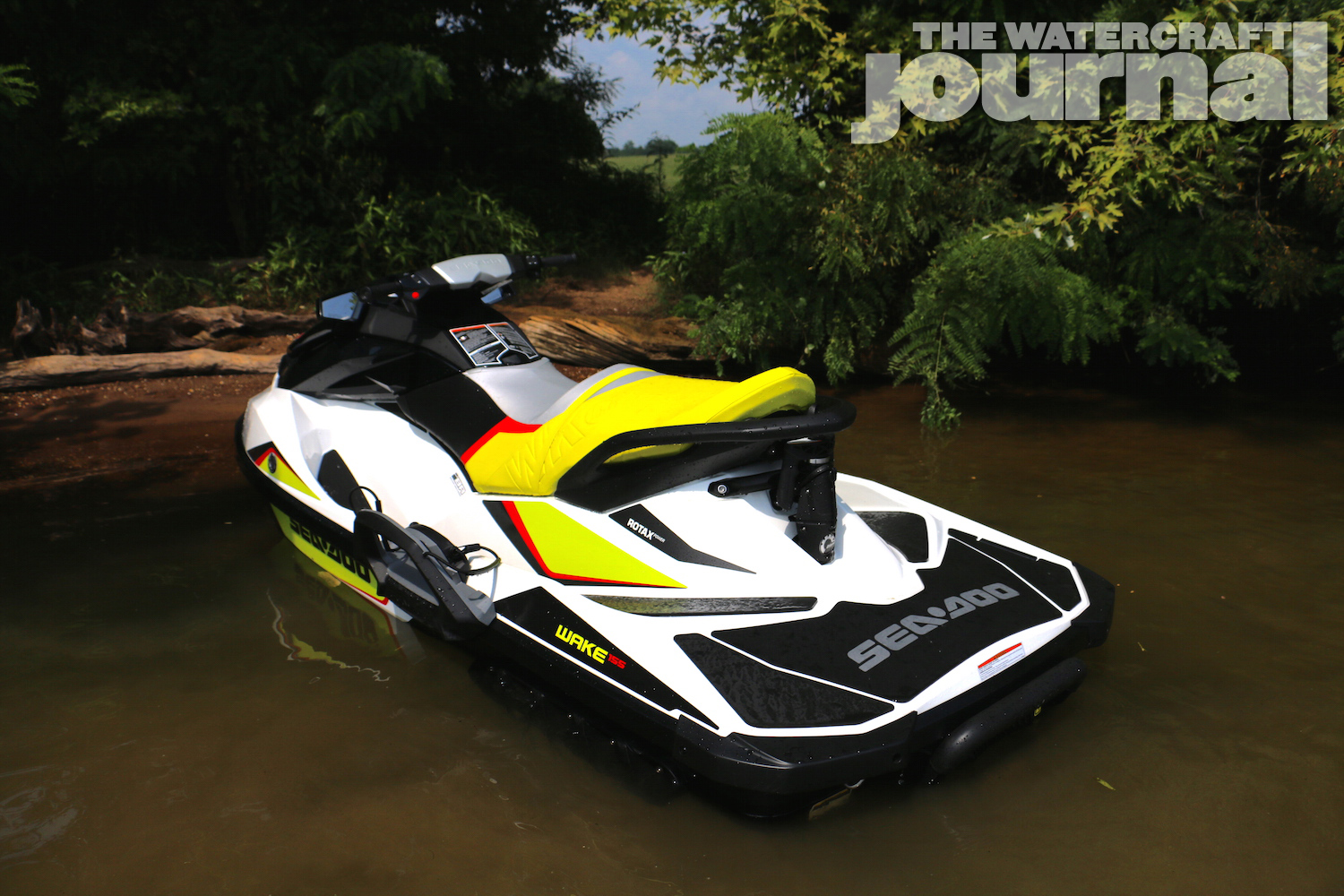 Mission Control: 2015 Sea-Doo Wake 155 | The Watercraft Journal