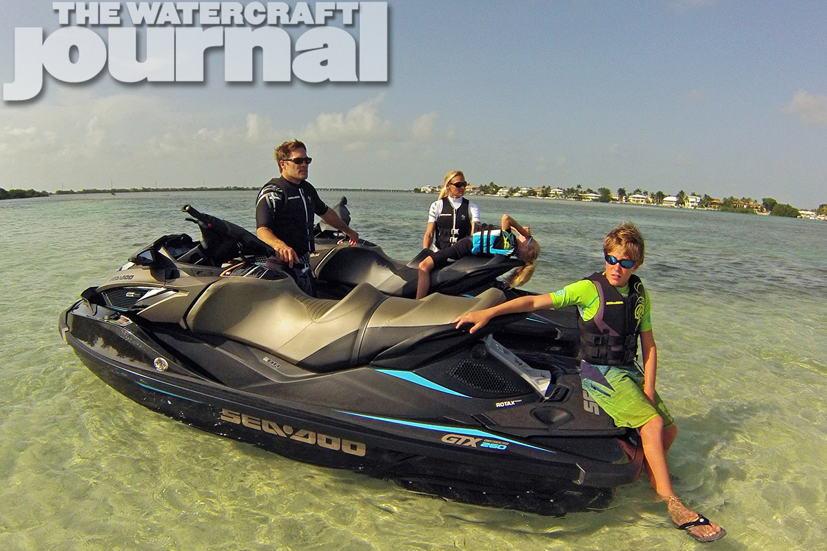 Gallery: Introducing The 2016 Sea-Doo Lineup (Updated) | The
