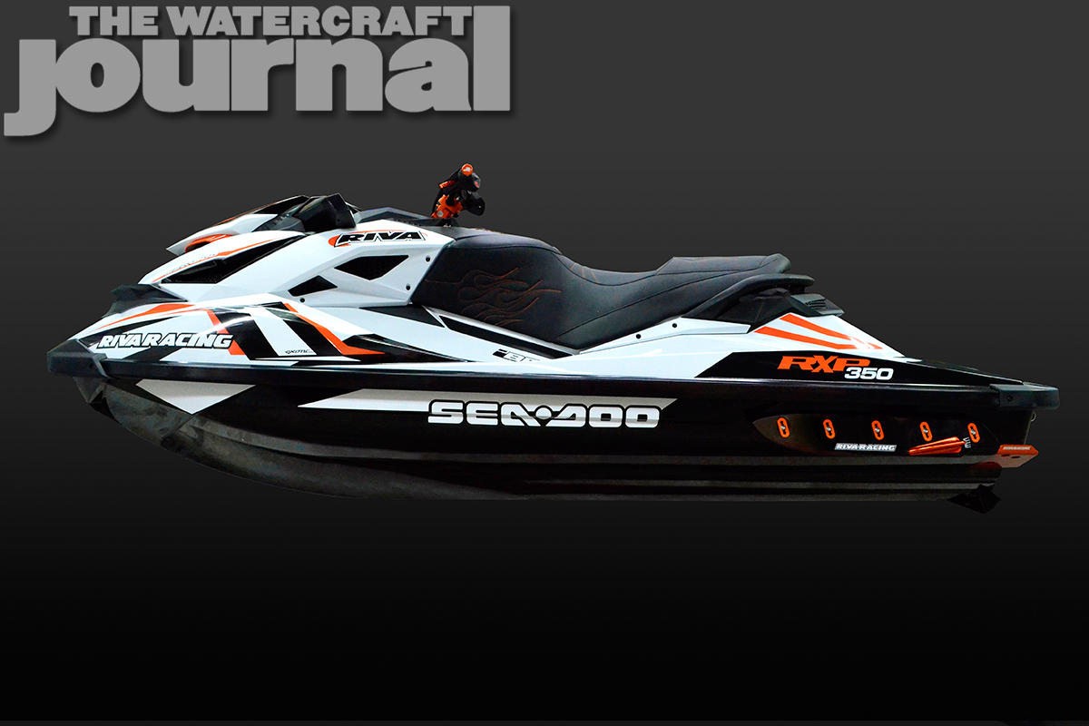 2015 Sea Doo >> Gallery: RIVA Racing's 2016 Sea-Doo RXP-X 350 | The Watercraft Journal | the best resource for ...