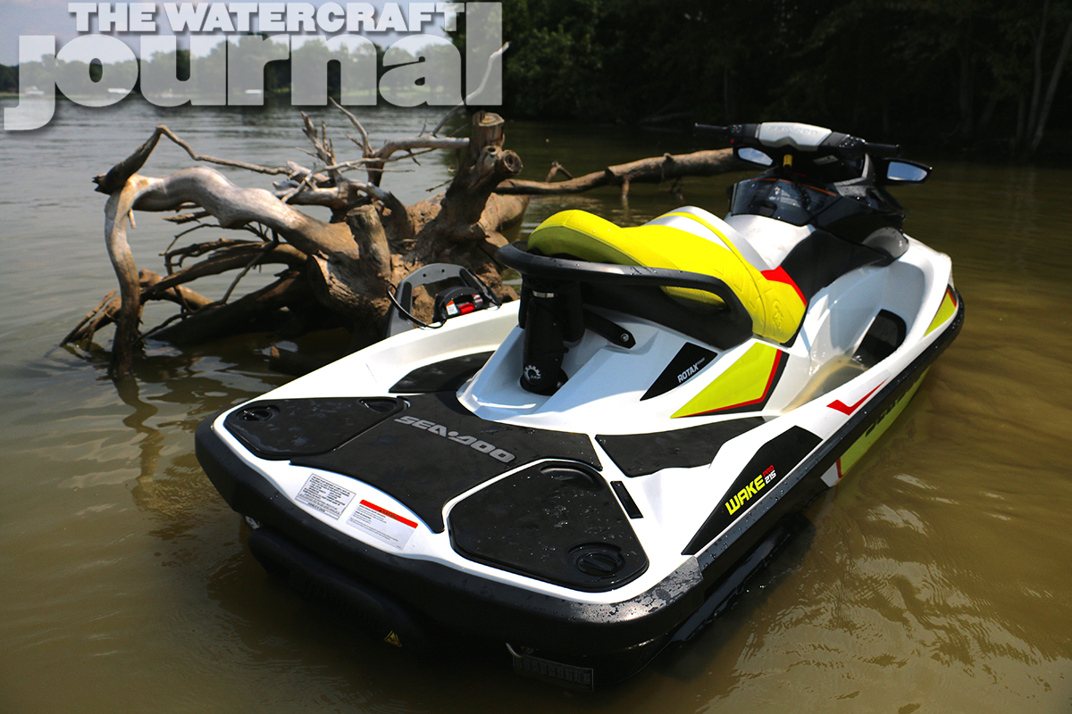 Towing Matters 2015 Sea Doo Wake Pro 215 The Watercraft