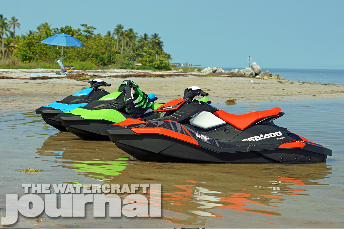 So, This is what we got (2016 Sea-Doo Spark) - Sea-Doo Spark