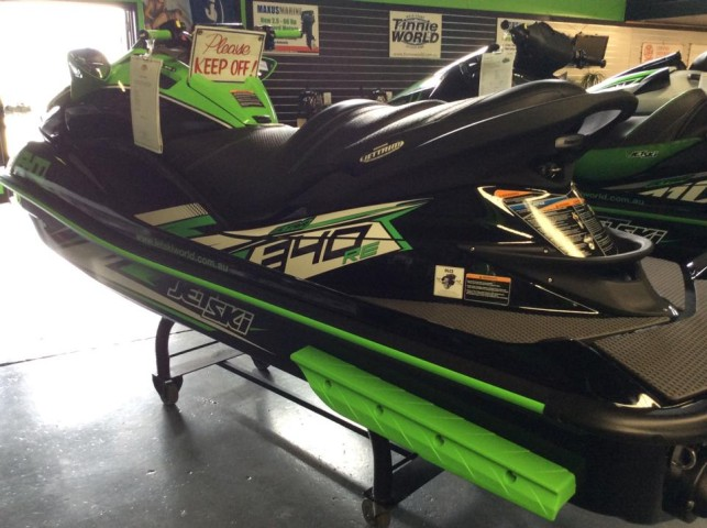queensland's jetski world teases limited 340hp race edition ultra