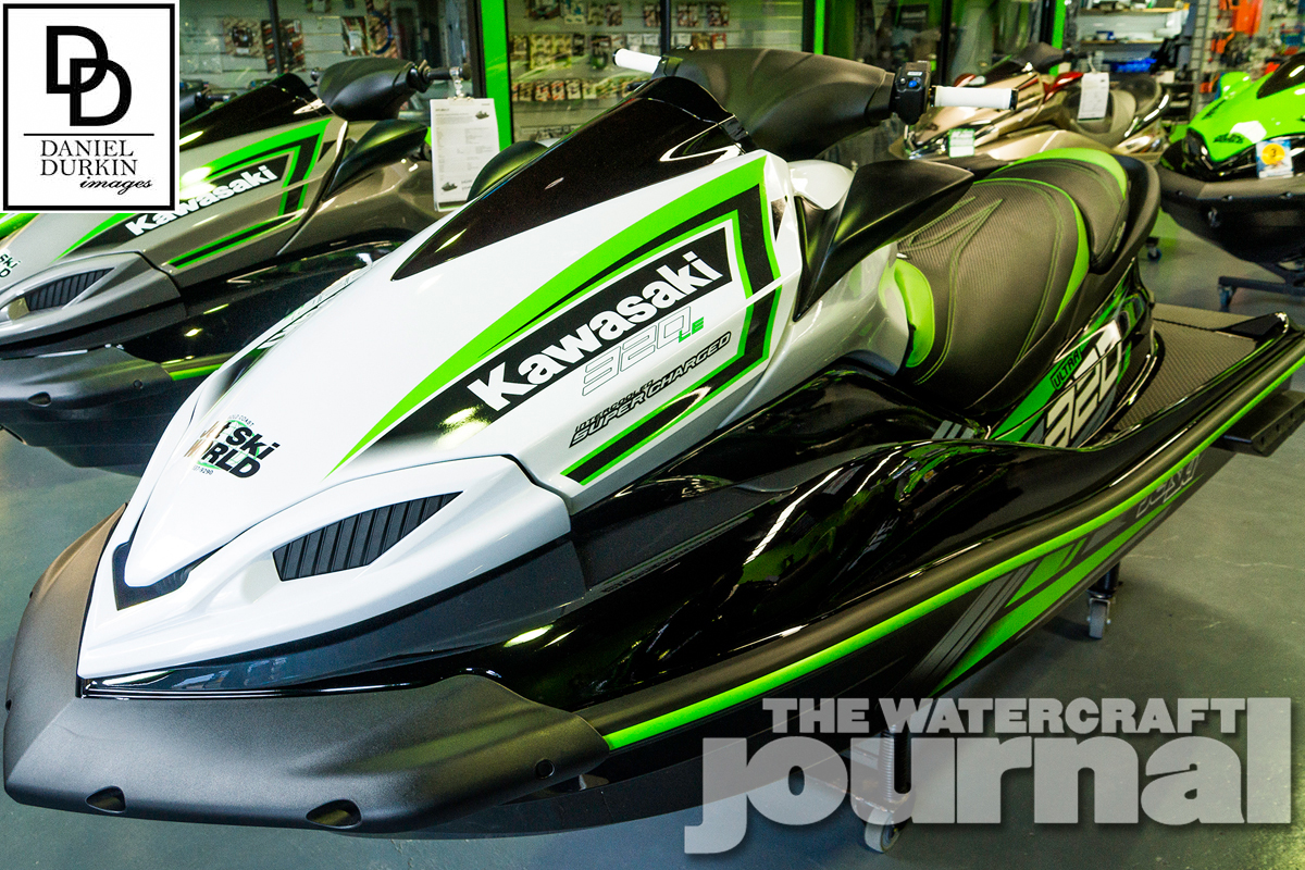 Yet most impressive of all is that both of these machines will come with a special 3 year warranty guaranteed through jetski world themselves