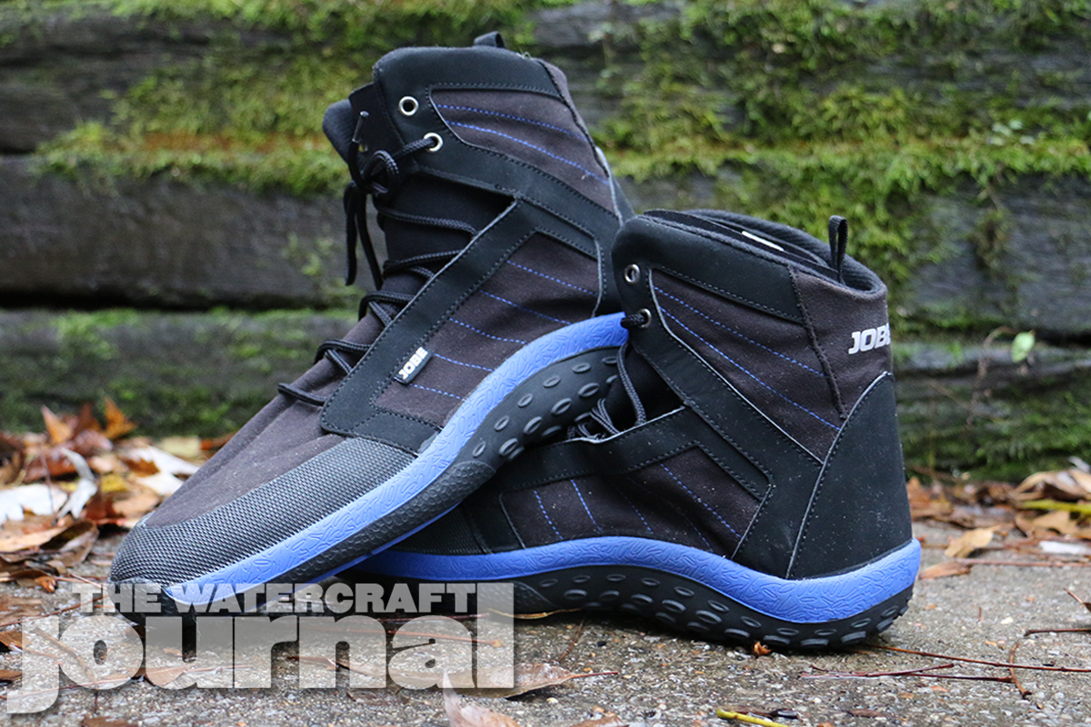 Real Review Jobe Neoprene Boots The Watercraft Journal