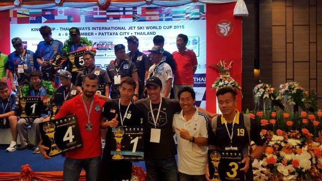 Kings Cup Thailand