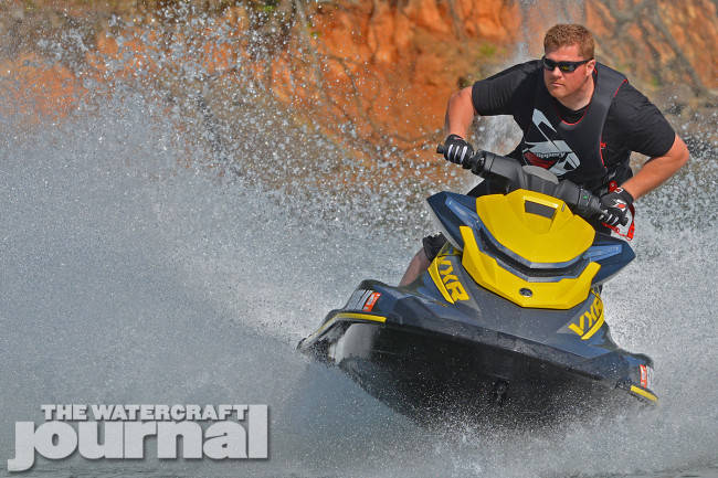 Ockham's Razor: 2016 Yamaha VXR WaveRunner | The Watercraft Journal