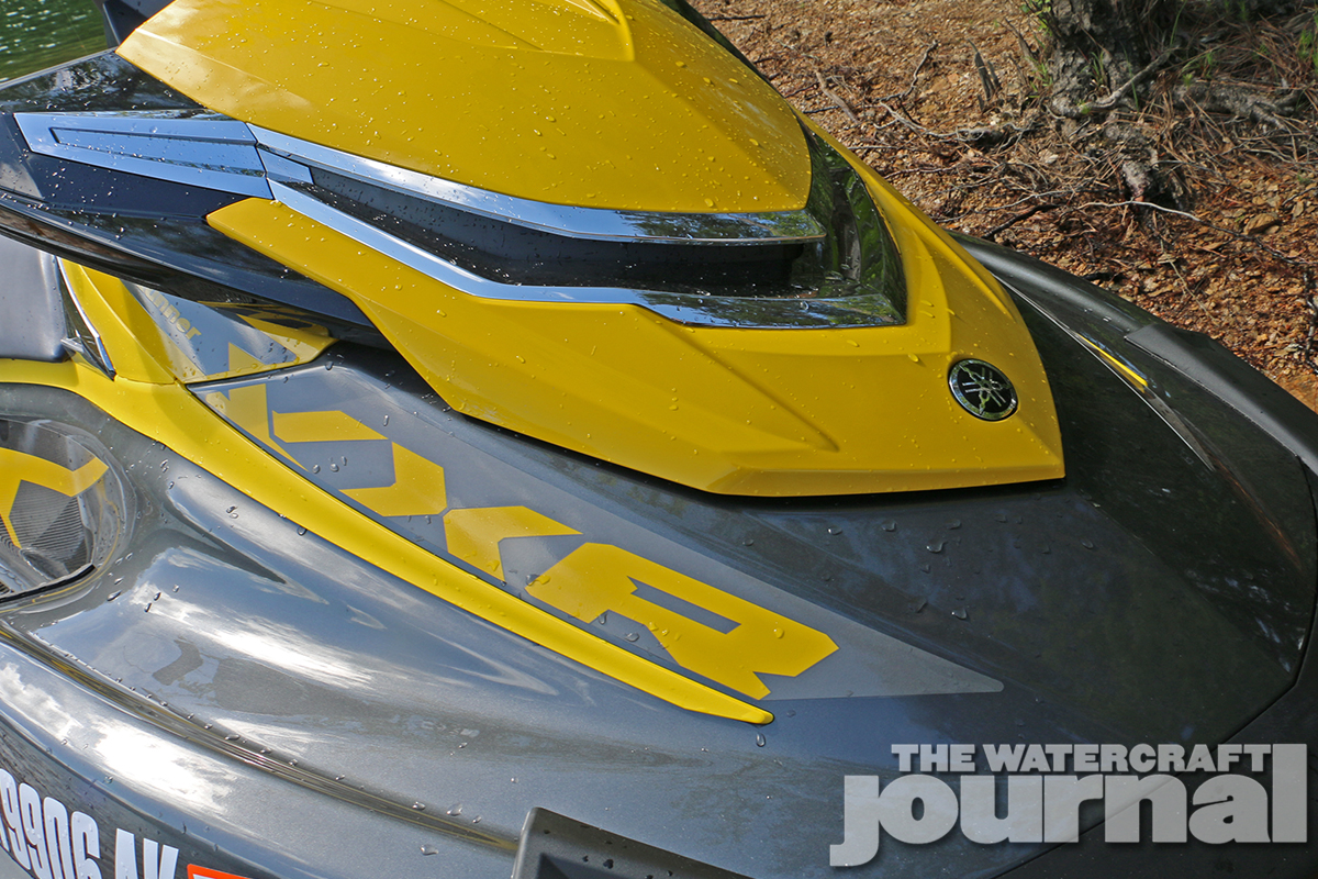 Ockham's Razor: 2016 Yamaha VXR WaveRunner | The Watercraft