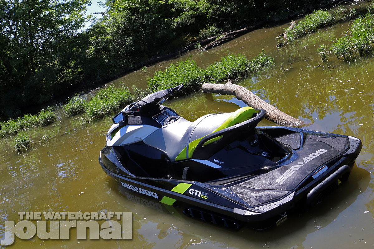 Simple Solutions: 2016 Sea-Doo GTI SE 130 | The Watercraft