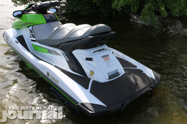 A Very Good Reason: 2016 Yamaha FX Cruiser HO | The