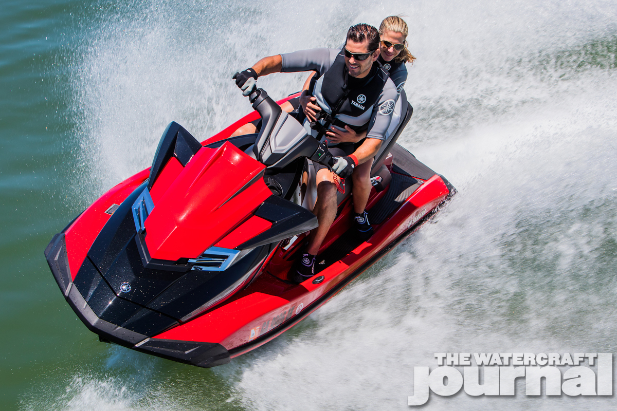Gallery introducing the 2017 yamaha waverunner lineup for Yamaha fx limited