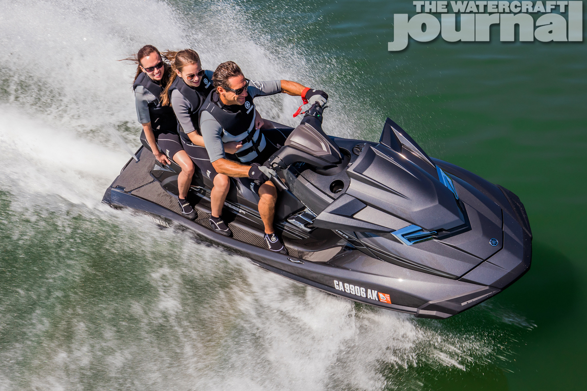 Gallery: Introducing The 2017 Yamaha WaveRunner Lineup ...