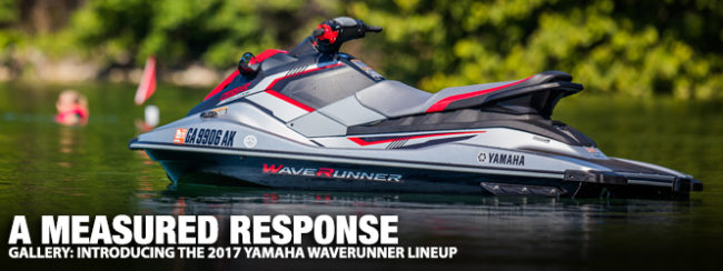 Gallery: Introducing The 2017 Yamaha WaveRunner Lineup (Video) | The