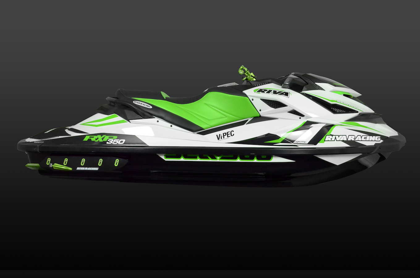 Green Seadoo RXP_right_side