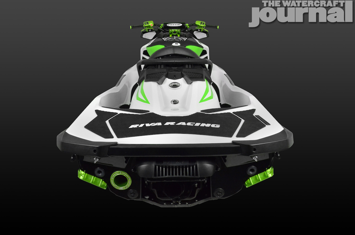 Green Seadoo readr