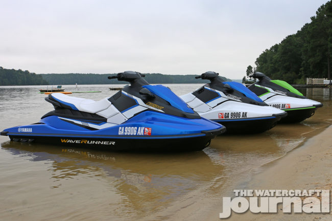 Generation EX: 2017 Yamaha EX Series WaveRunner Models | The