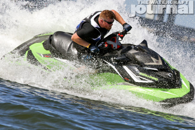 All The Right Moves: 2017 Sea-Doo GTR-X 230 | The Watercraft
