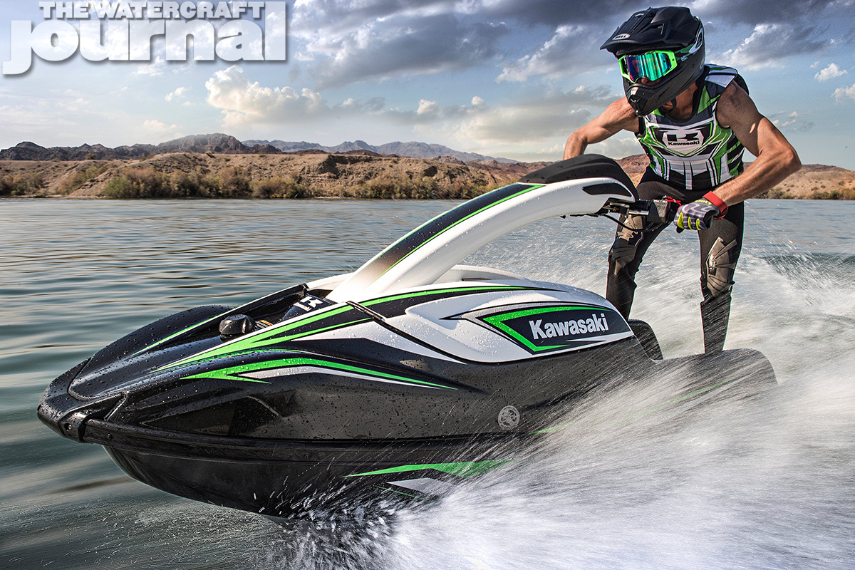 The Return of The King: Introducing The 2017 Kawasaki SX-R JetSki ...