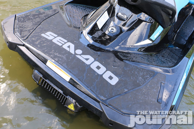 Mr  Popular: 2017 Sea-Doo GTR 230 | The Watercraft Journal