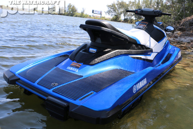 EX Machina: RIVA Racing's 2017 Yamaha EX WaveRunner Stage 1 Kit