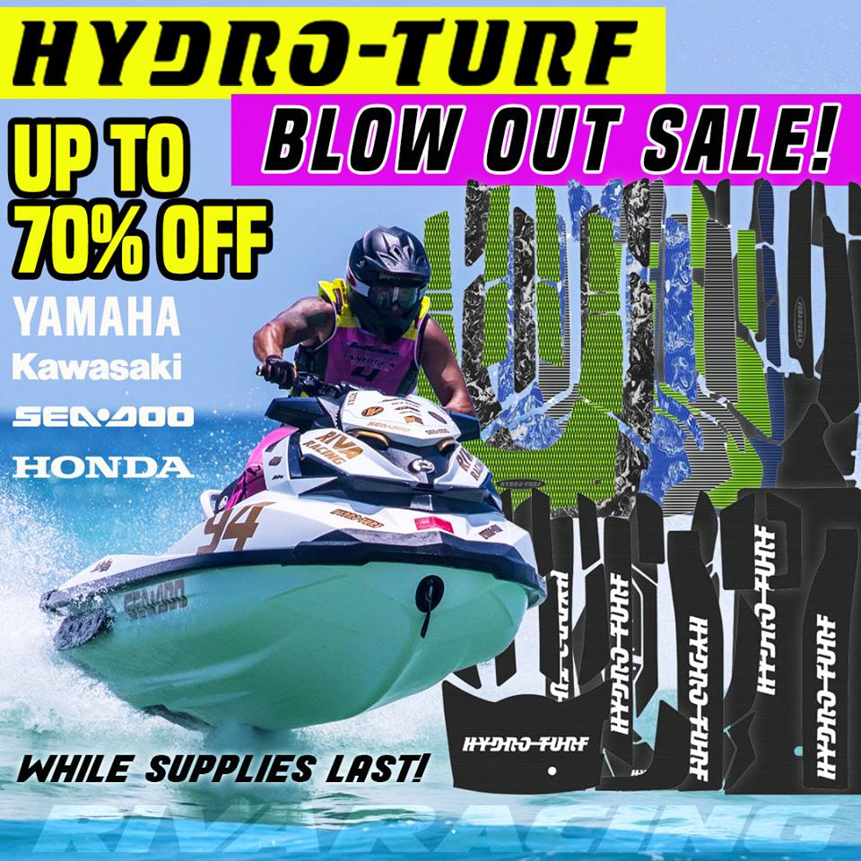 Hydro-Turf Traction Mat Kits On Sale