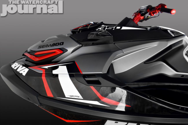 Gallery: RIVA Racing's 2018 Sea-Doo RXT-X 350 | The