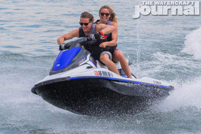 2018 yamaha vs sea doo vs kawasaki blue wave jet ski rentals