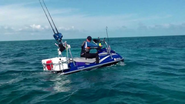 Video: How to Setup Your Yamaha WaveRunner Into a Fishing