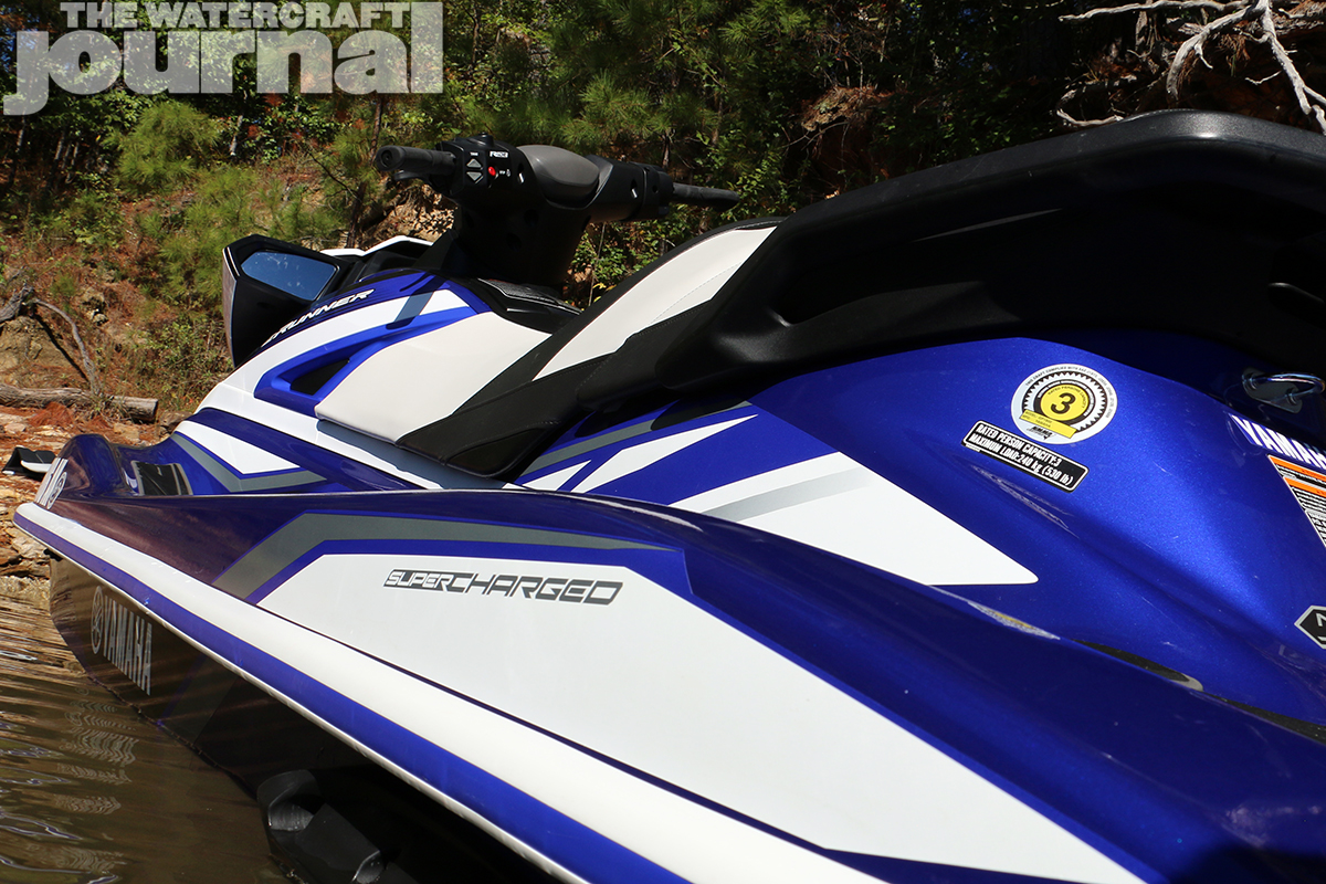 The Hits Keep Coming: 2018 Yamaha GP1800 WaveRunner | The