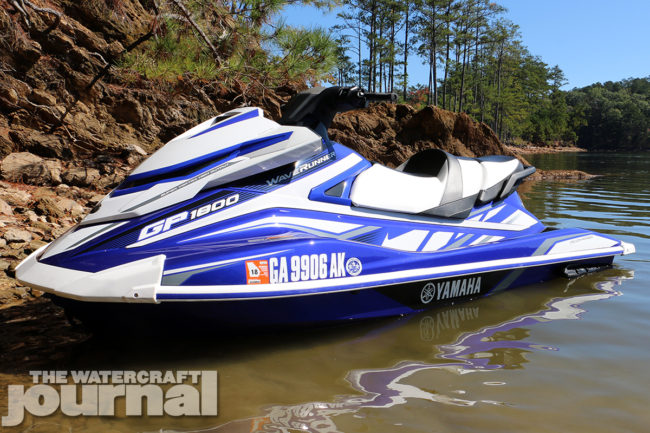 The Hits Keep Coming: 2018 Yamaha GP1800 WaveRunner | The Watercraft