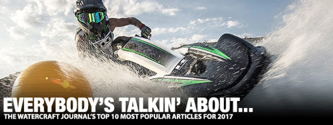 The Watercraft Journal's Top 10 Most Popular Articles For 2017 | The