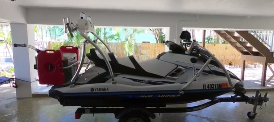 Video: How to Setup Your Yamaha WaveRunner Fishing Rig | The